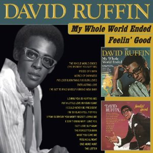 David Ruffin - My Whole World Ended