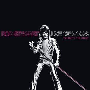 rod stewart live box