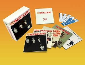 beatles japan box