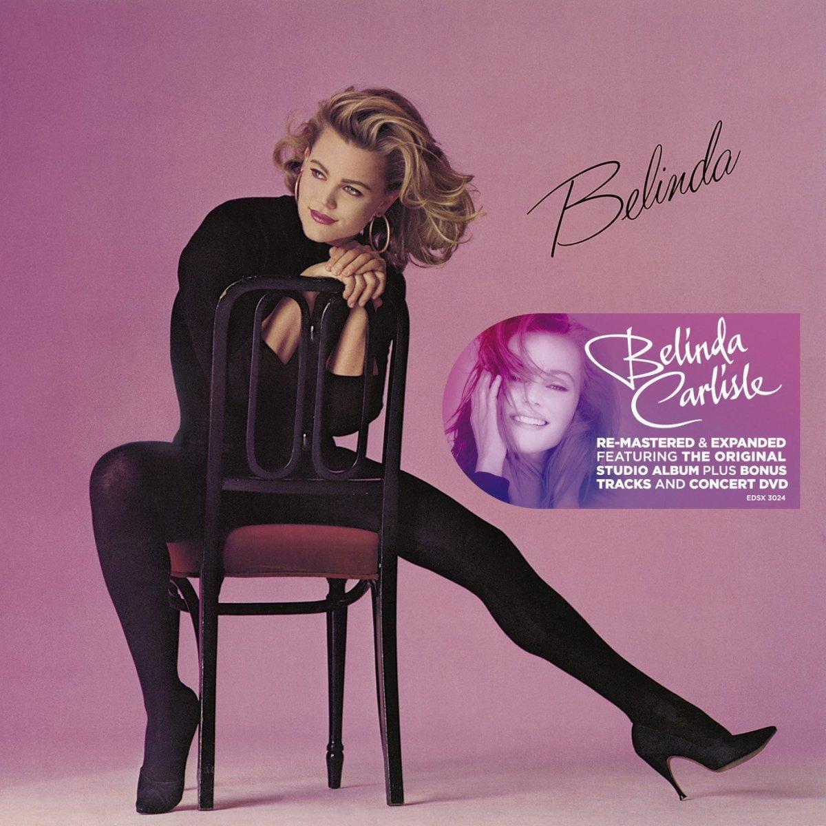 Mad About Her: Edsel Preps Next Wave of Belinda Carlisle