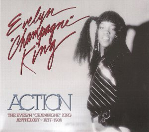 Evelyn Champagne King - Action