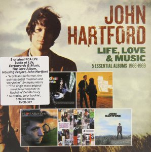 john hartford life love and music