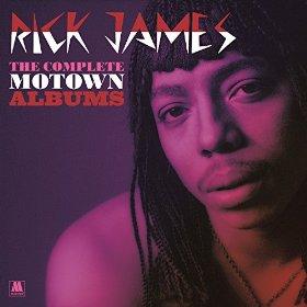 Rick James Complete Motown Albums