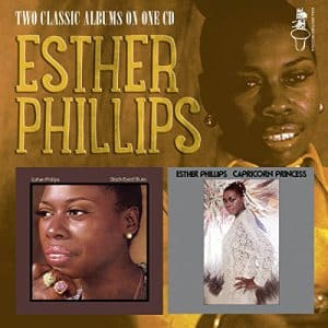 Esther Phillips - Black-Eyed and Capricorn