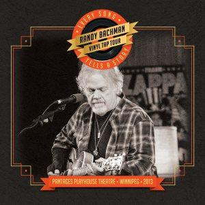 Randy Bachman - Vinyl Tap