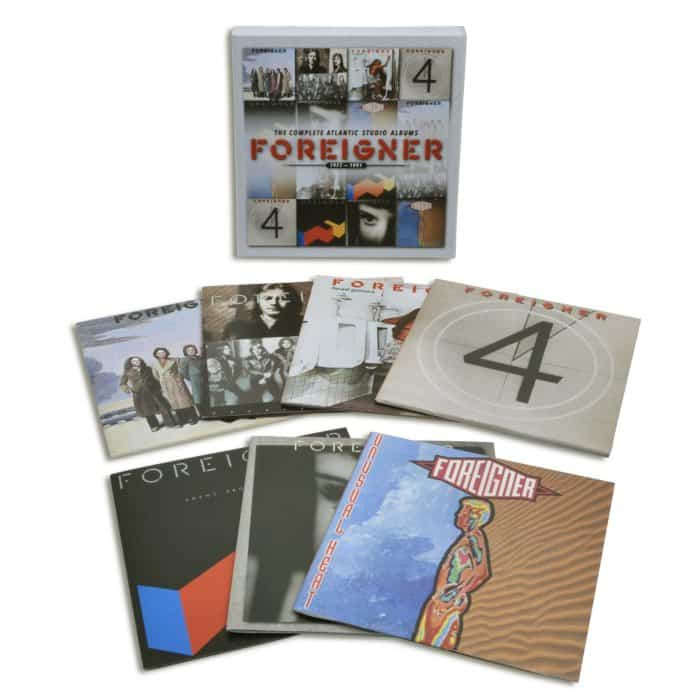 Foreigner - Complete