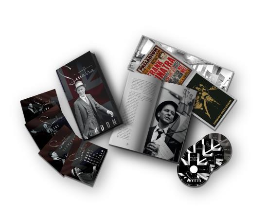 Sinatra - London Contents