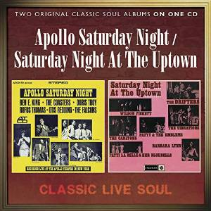 Apollo Saturday Night Two-Fer