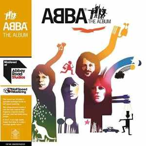 ABBA The Album Half Speed