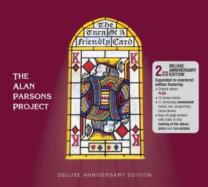 Alan Parsons - Turn of a Friendly Card