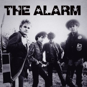 The Chant Has Just Begun: The Alarm Expand Early Works on CD