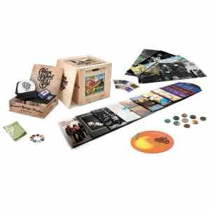 Allman Brothers Vinyl Box