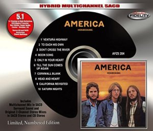 America - Homecoming SACD