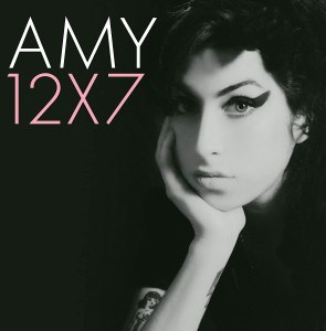 Amy Winehouse 12 x 7