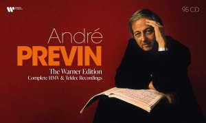 Andre Previn The Warner Edition