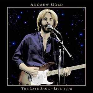 Andrew Gold Late Show
