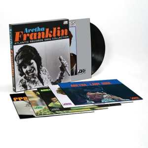 Aretha Franklin Atlantic Records 1960s Collection