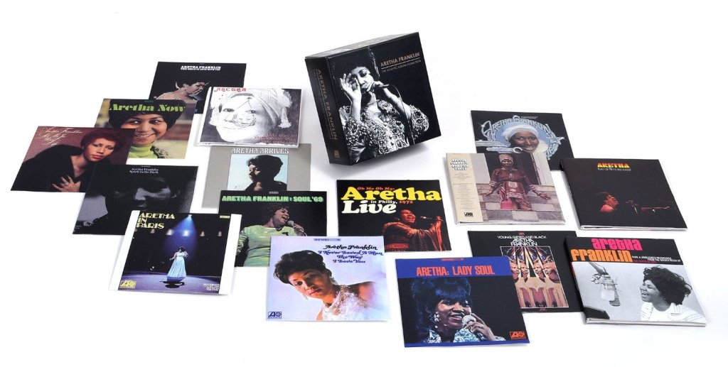 Aretha - The Atlantic Albums Collection
