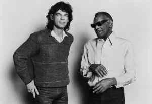 BJ Thomas and Ray Charles