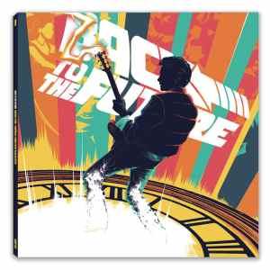 Back to the Future Mondo Vinyl