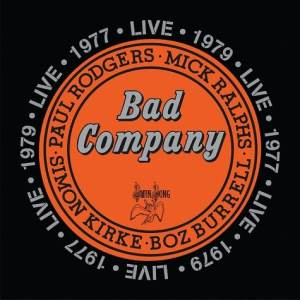 Bad Company Live