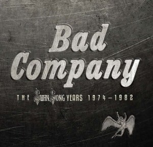 Bad Company Swan Song Years
