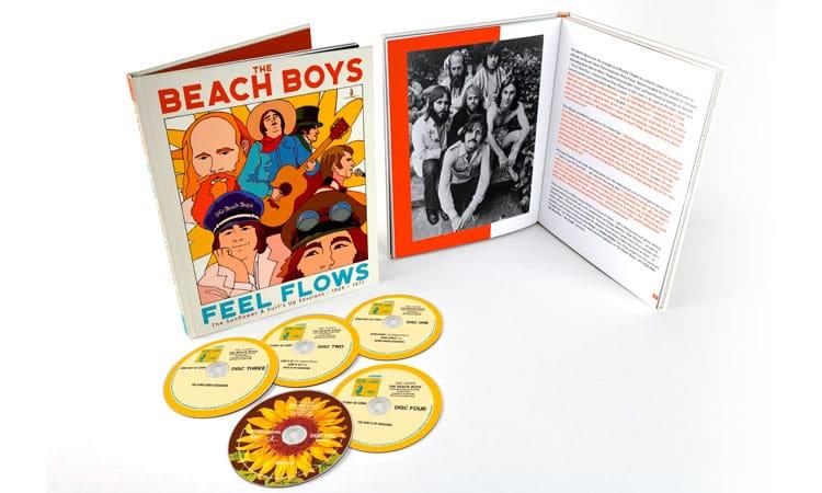 Beach Boys Feel Flows Box
