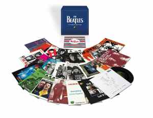 Beatles Singles packshot