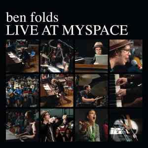 BenFolds LiveAtMySpace