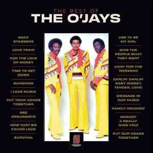 Best of the OJays