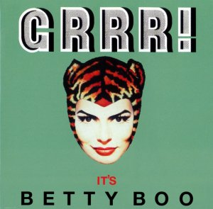 Betty Boo Grrr