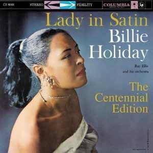 Billie in Holiday Satin Centennial