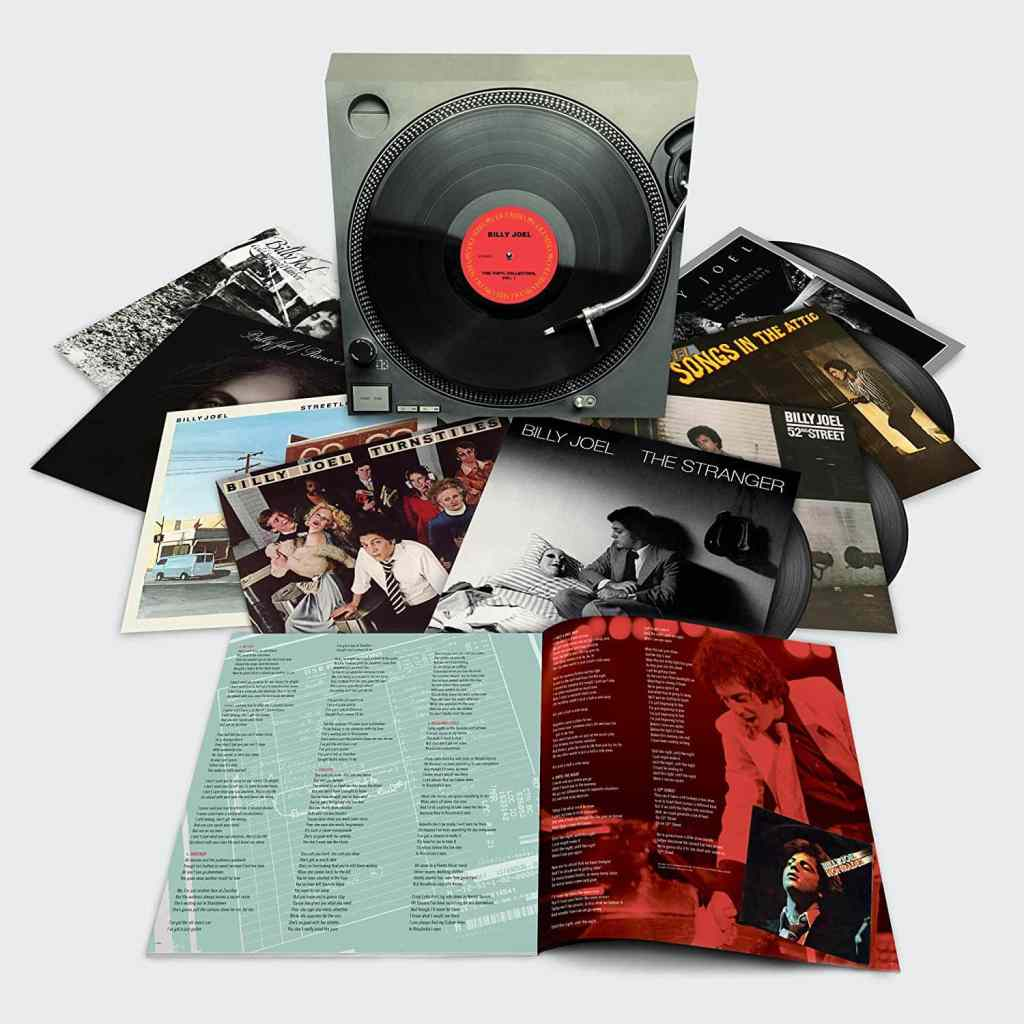 Billy Joel The Vinyl Collection Vol 1