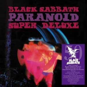 Black Sabbath Paranoid SDE Vinyl