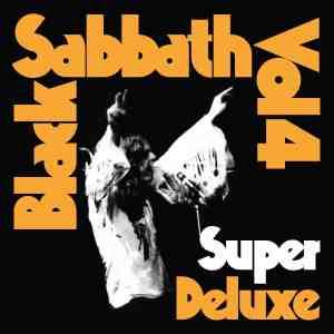 Black Sabbath Vol 4 Super Deluxe