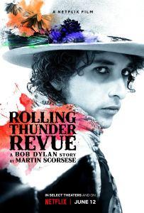 BobDylan RollingThunderRevue ABobDylanStory poster