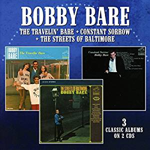 Where You Long To Be: Morello Releases Bobby Bare and Dottsy Album Collections