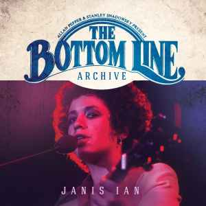 Bottom Line Archive - Janis Ian