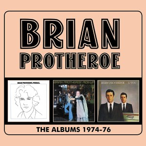 Brian Protheroe The Albums