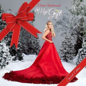 Carrie Underwood My Gift Special Edition