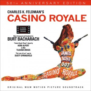 """A SECOND DISC INTERVIEW! Have No Fear, Bond Is Here: """"Casino Royale: 50th Anniversary"""" Reissue Announced, Chris Malone Explains Restoration"""