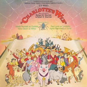 Some Disc! 'Charlotte's Web' Soundtrack Makes CD Debut From Varese