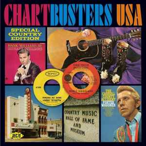 "Johnny Cash, Eddy Arnold, Glen Campbell Featured On ""Chartbusters USA: Special Country Edition"""