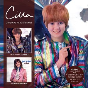 Cilla Black Sings a Rainbow and Day by Day