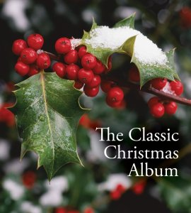 Classic Christmas Album Amazon