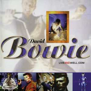 David Bowie Liveandwelldotcom