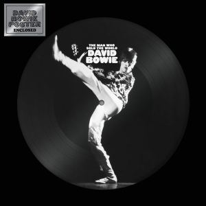 David Bowie The Man Who Sold the World Picture Disc