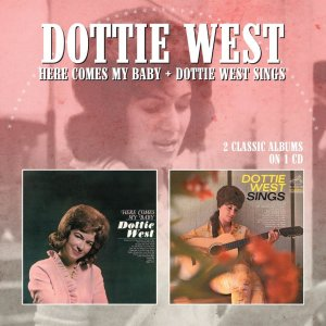 Dottie West Here Comes My Baby and Sings