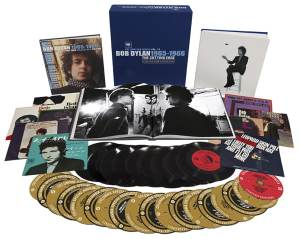 Dylan - Cutting Edge 18-CD