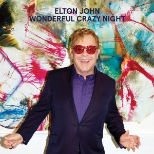 Elton Wonderful Crazy Night